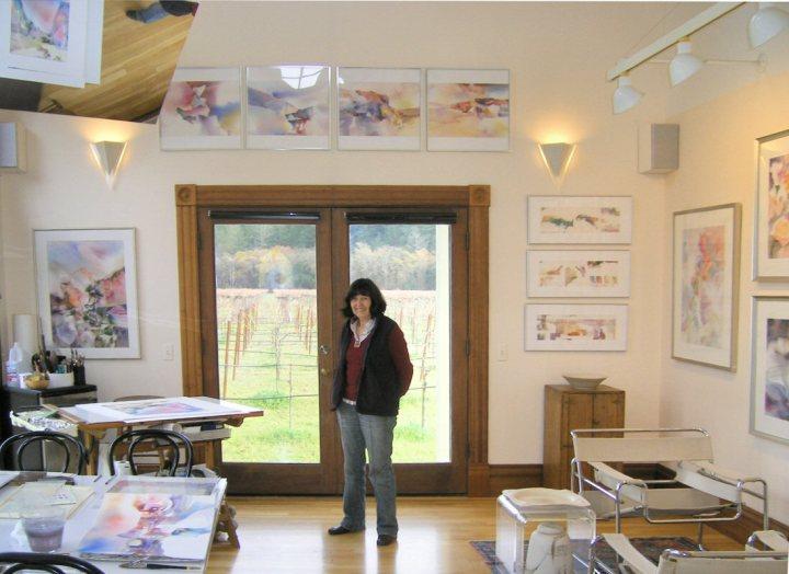 Copy of Barbara Nechis and studio 01 2009